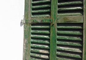 Toni Revilo Restoration of Majorcan blinds